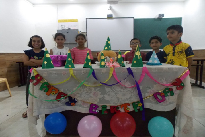 Columbus Public School-Birthday Celebrations
