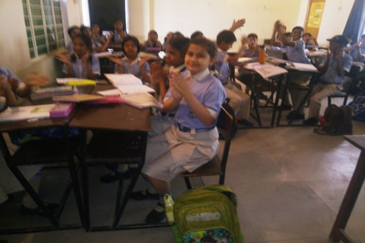 Columbus Public School-Classroom