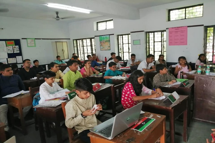 Confluence World School-Class Room