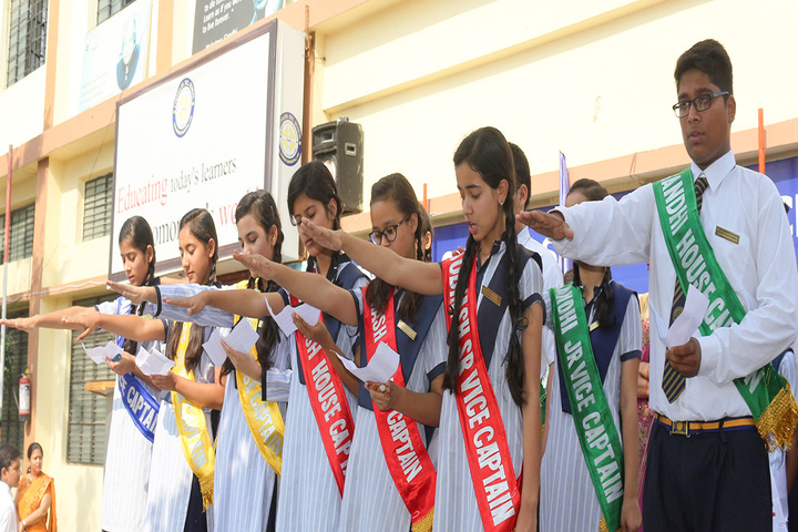 Cynthia School-Investiture Ceremony