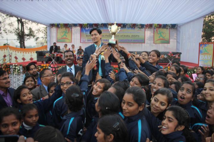 DAV Centenary Public School-Awards