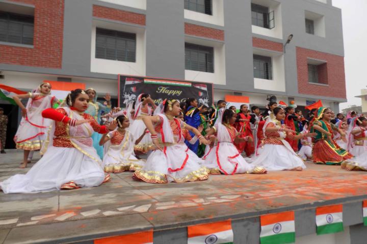 DAV Centenary Public School-Republic Day