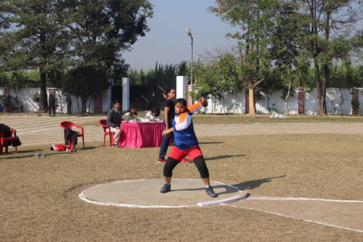 DAV Centenary Public School-Sports