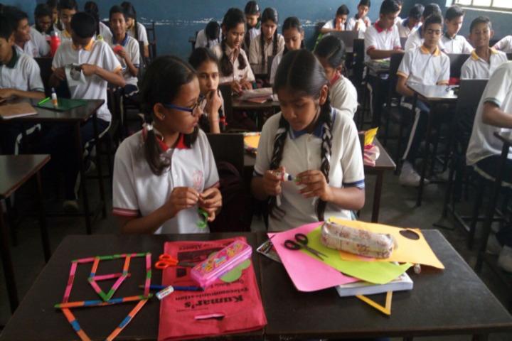 DAV Centenary Public School-Classroom