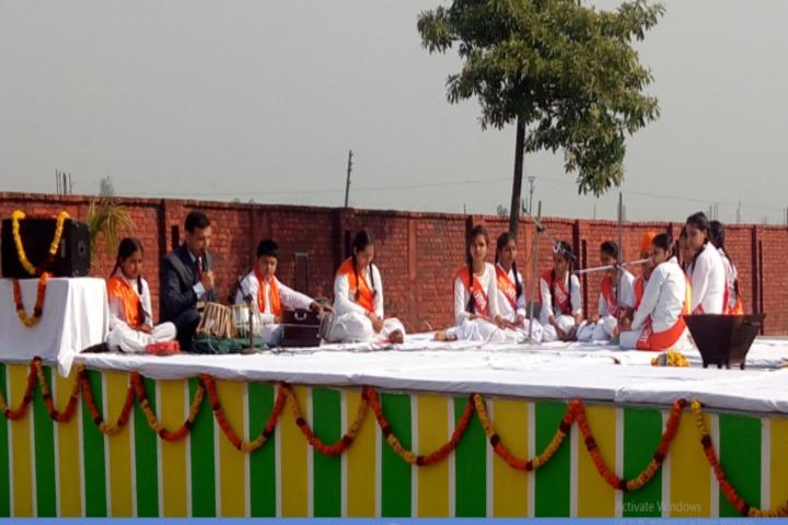 DAV Public School-Basanth Pooja
