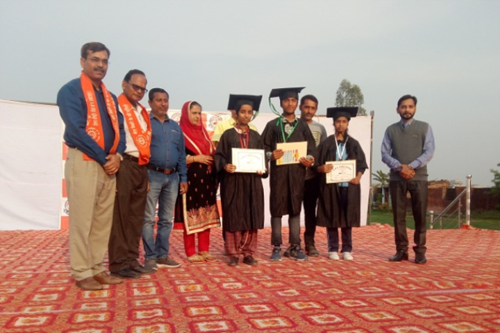 DAV Public School-Graduation Day