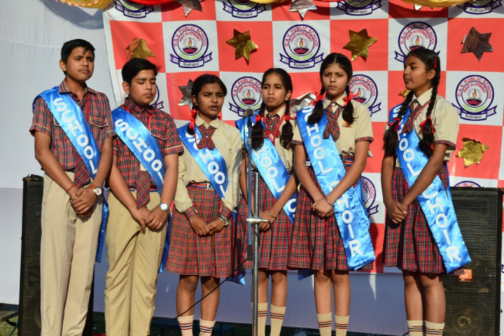 DAV Public School-Investiture Ceremony