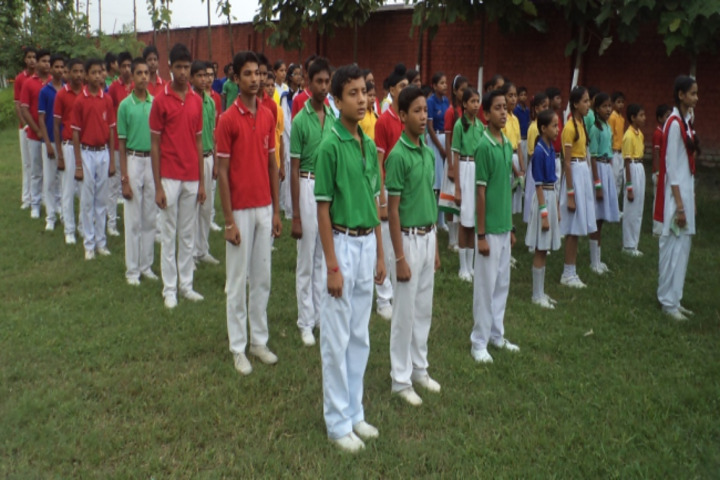 DAV Public School-Morning Assembly