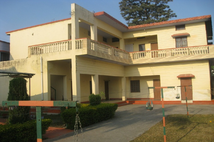 Dawa Rinjue School-Campus View
