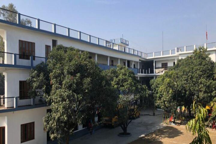 Deepti Public School-Campus View