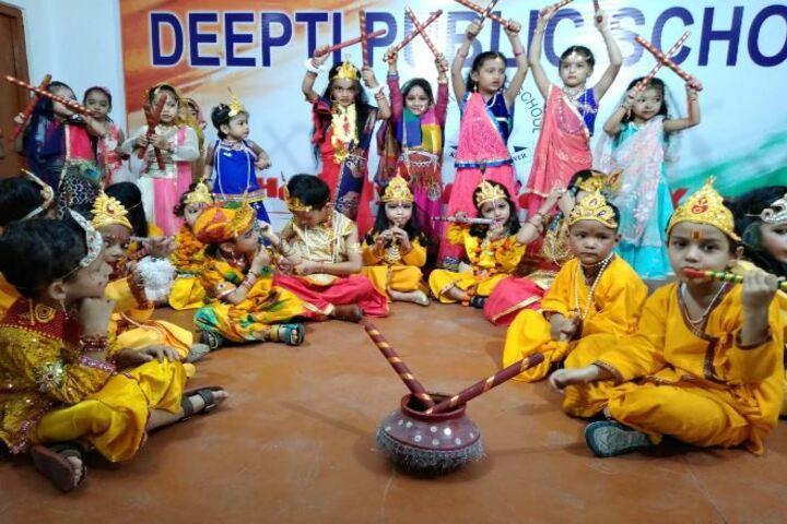 Deepti Public School-Festival Celebrations