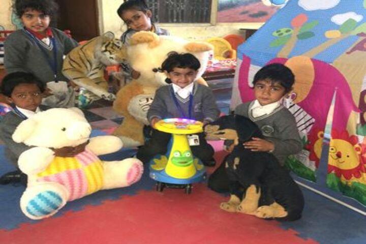 Deepti Public School-Kindergarten