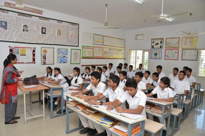 Green City English Medium School -  Classrooms