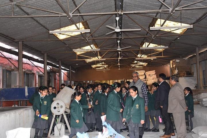 Delhi Public School-Industrial Tour