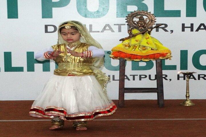 Delhi Public School Daulatpur-Culturals