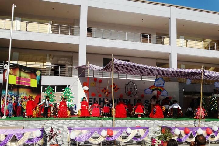 Delhi Public School Daulatpur-Event