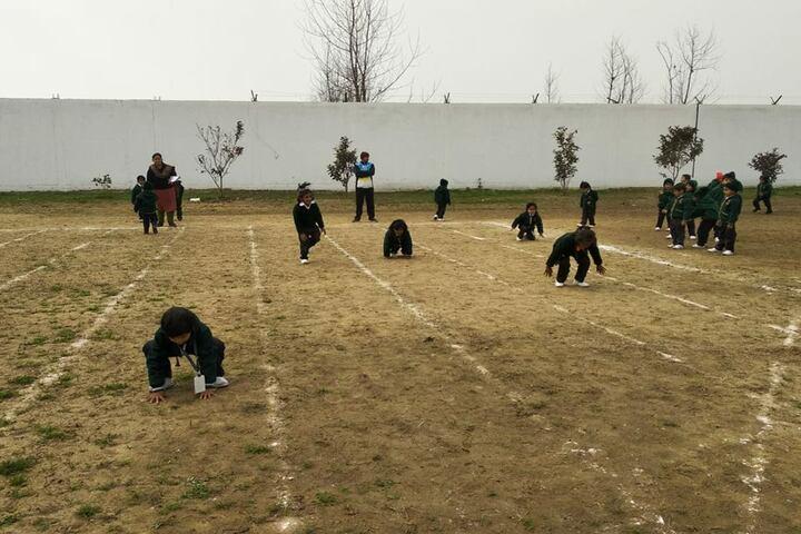 Delhi Public School Daulatpur-Play Area