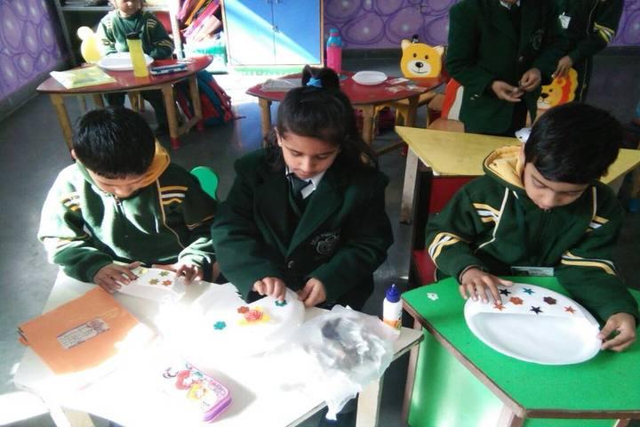 Delhi Public School Dehradun-Activity Room