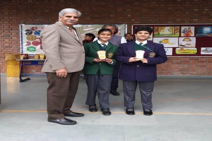 Delhi Public School Dehradun-Awards