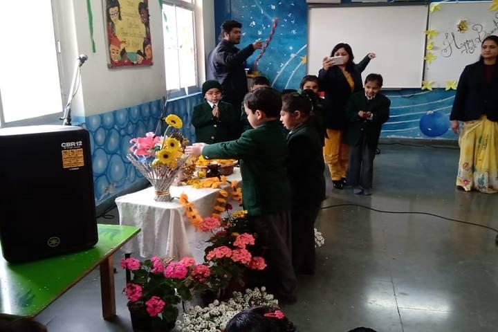 Delhi Public School Dehradun-Festival Celebrations