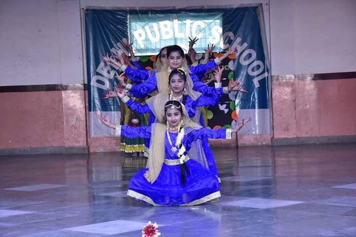 Delhi Public School-Culturals