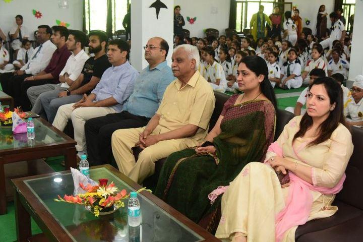Delhi Public School-Event