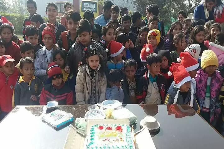 Devbhoomi Children Academy-Christmas Celebrations