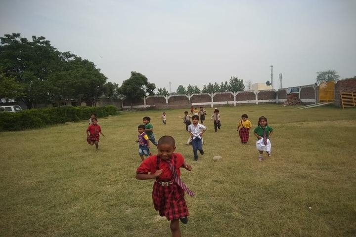 Devbhoomi Children Academy-Play Area