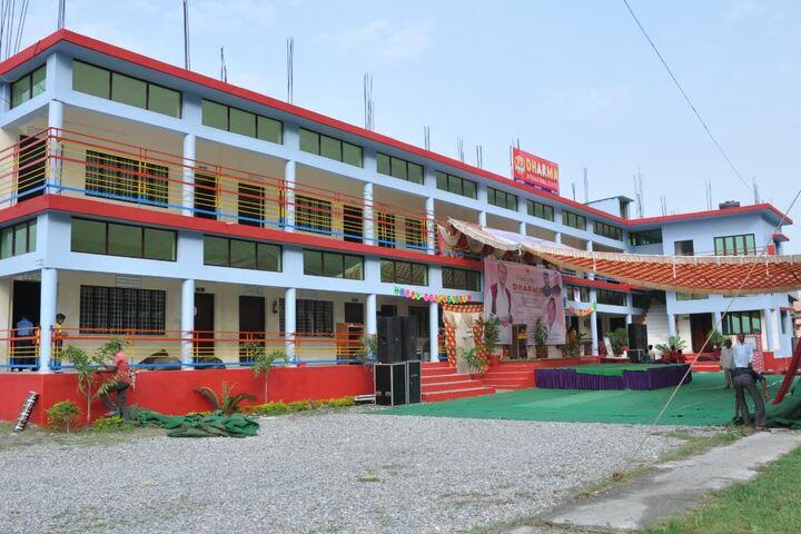 Dharma International School-Campus View
