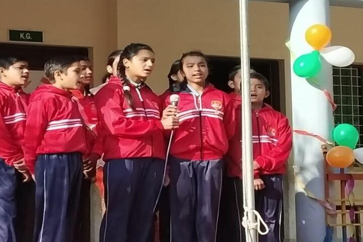 Dharma International School-Group Song