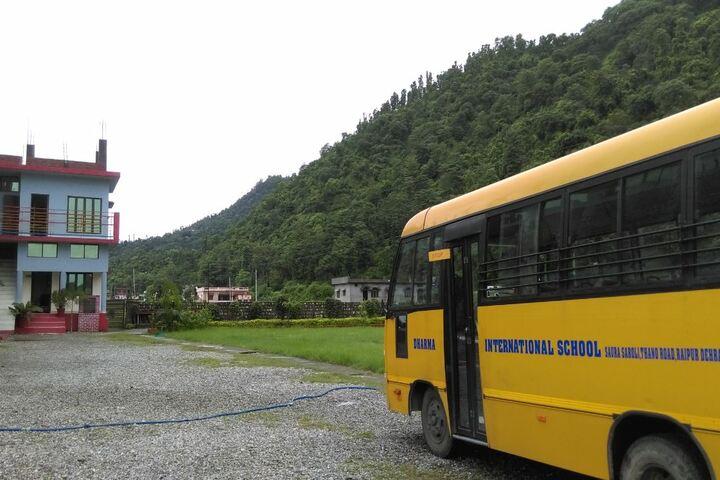 Dharma International School-Transport