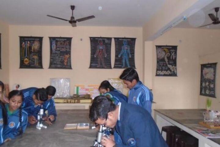 Dhoom Singh Memorial Public School-Biology Lab
