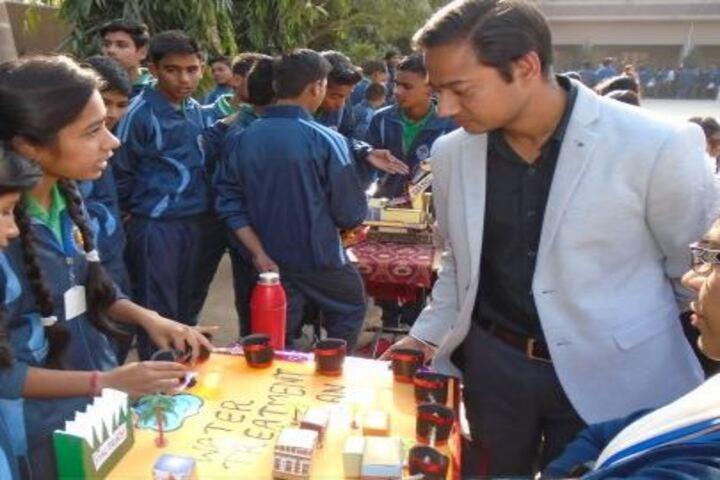 Dhoom Singh Memorial Public School-Cultural