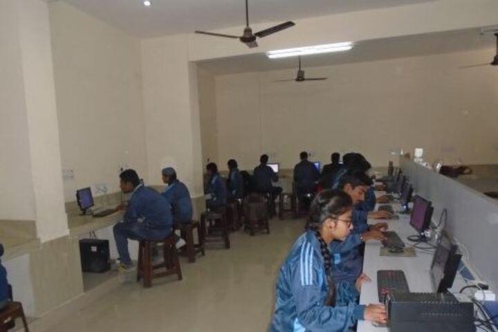 Dhoom Singh Memorial Public School-IT Lab