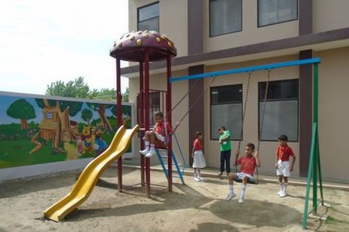 Dhoom Singh Memorial Public School-Sports