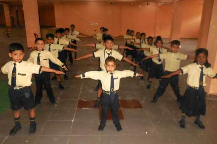 Diksha Rising Stars Public School-Physical Education