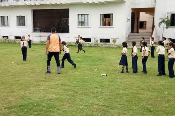 Diksha Rising Stars Public School-Play Area