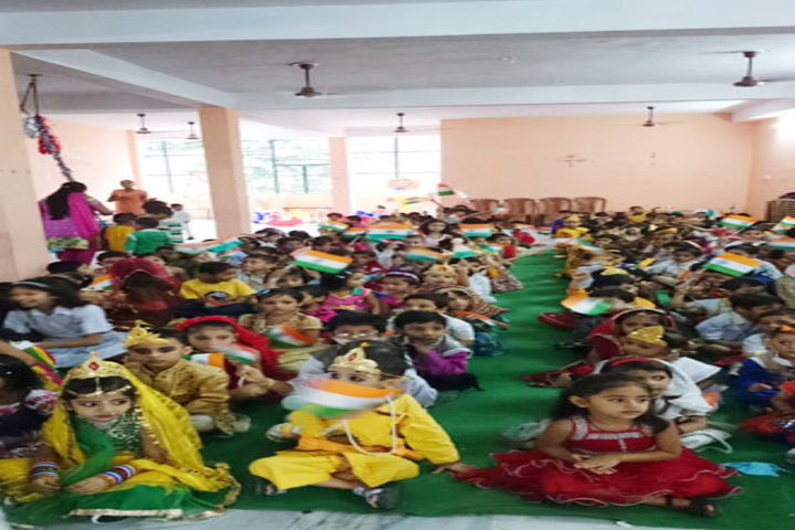 Diksha Rising Stars Public School-Republic Day