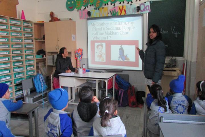Dikshant International School-A V Class