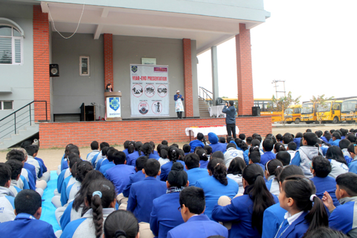 Dikshant International School-Event