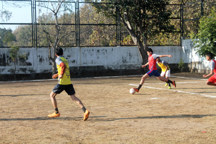 Dikshant International School-Play Area