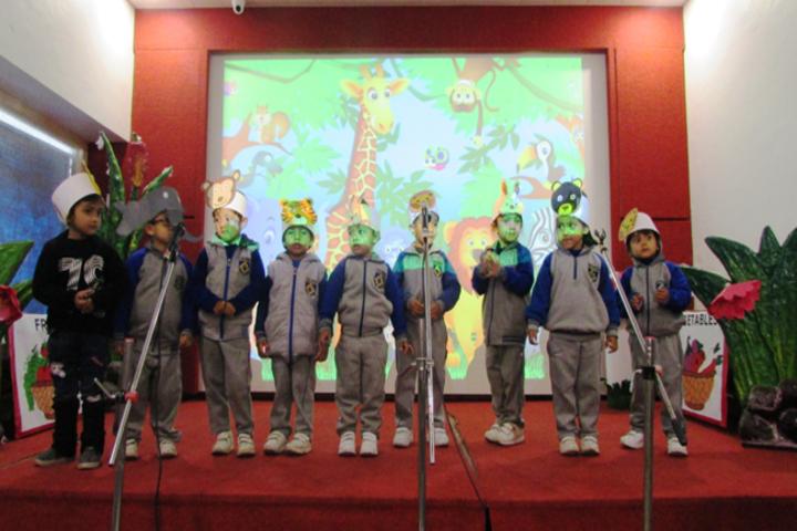 Dikshant International School-Story Telling
