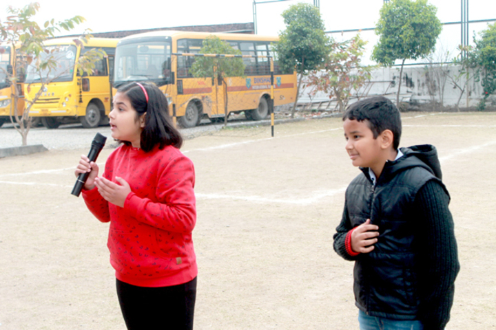 Dikshant International School-Transport