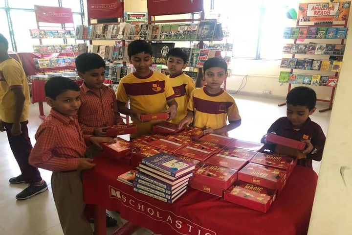 Don Bosco Girls College-Book Fair
