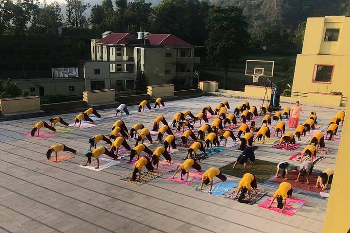Don Bosco Girls College-Physical Education