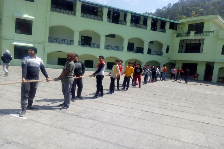 Don Bosco Public School-Activity