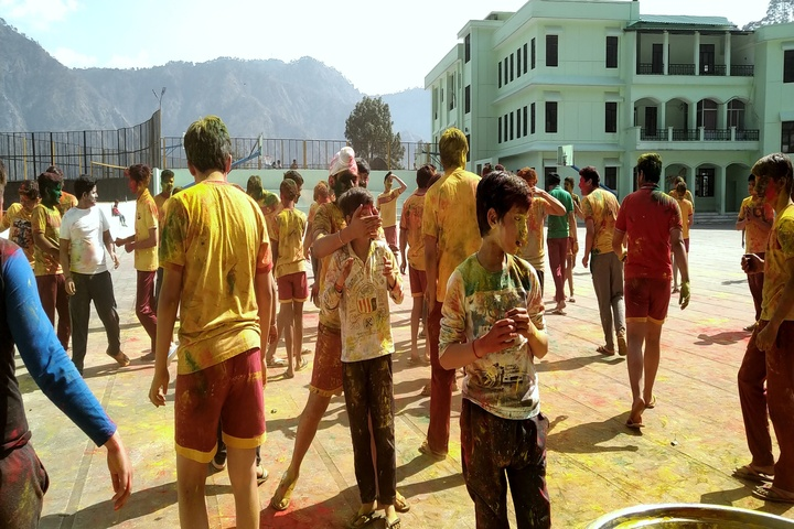 Don Bosco Public School-Holy Celebrations