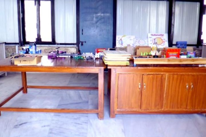 Doon Convent School-Physics Labs