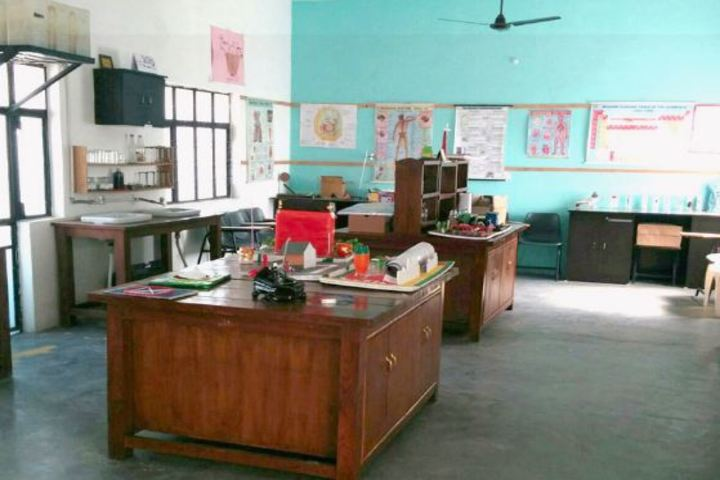 Doon Convent School-Science Labs
