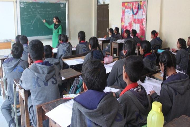 Kendriya Vidyalaya No 2-Classroom